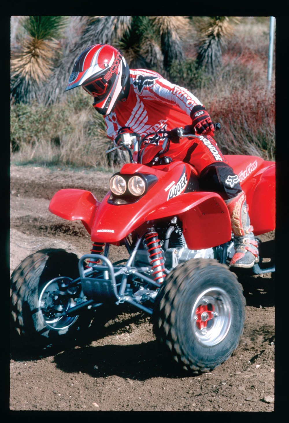 medium resolution of the 1996 honda xr400r motorcycle was a ground breaker in its own right prior to that honda seemed disinterested in the off road motorcycle market