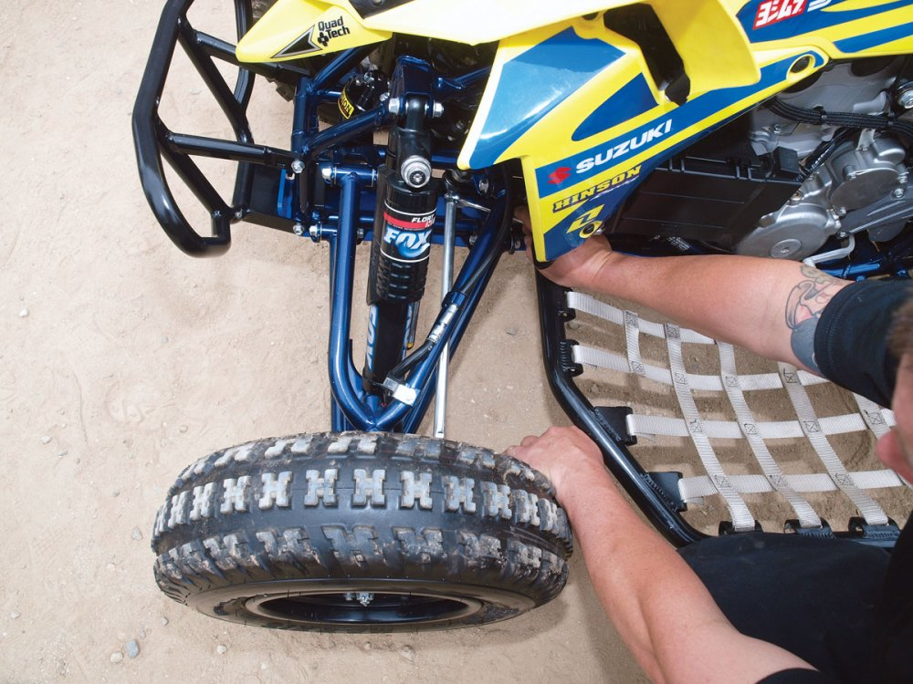 medium resolution of in order to adjust toe in and to adjust the handlebar hands free position make small changes at the tie rods