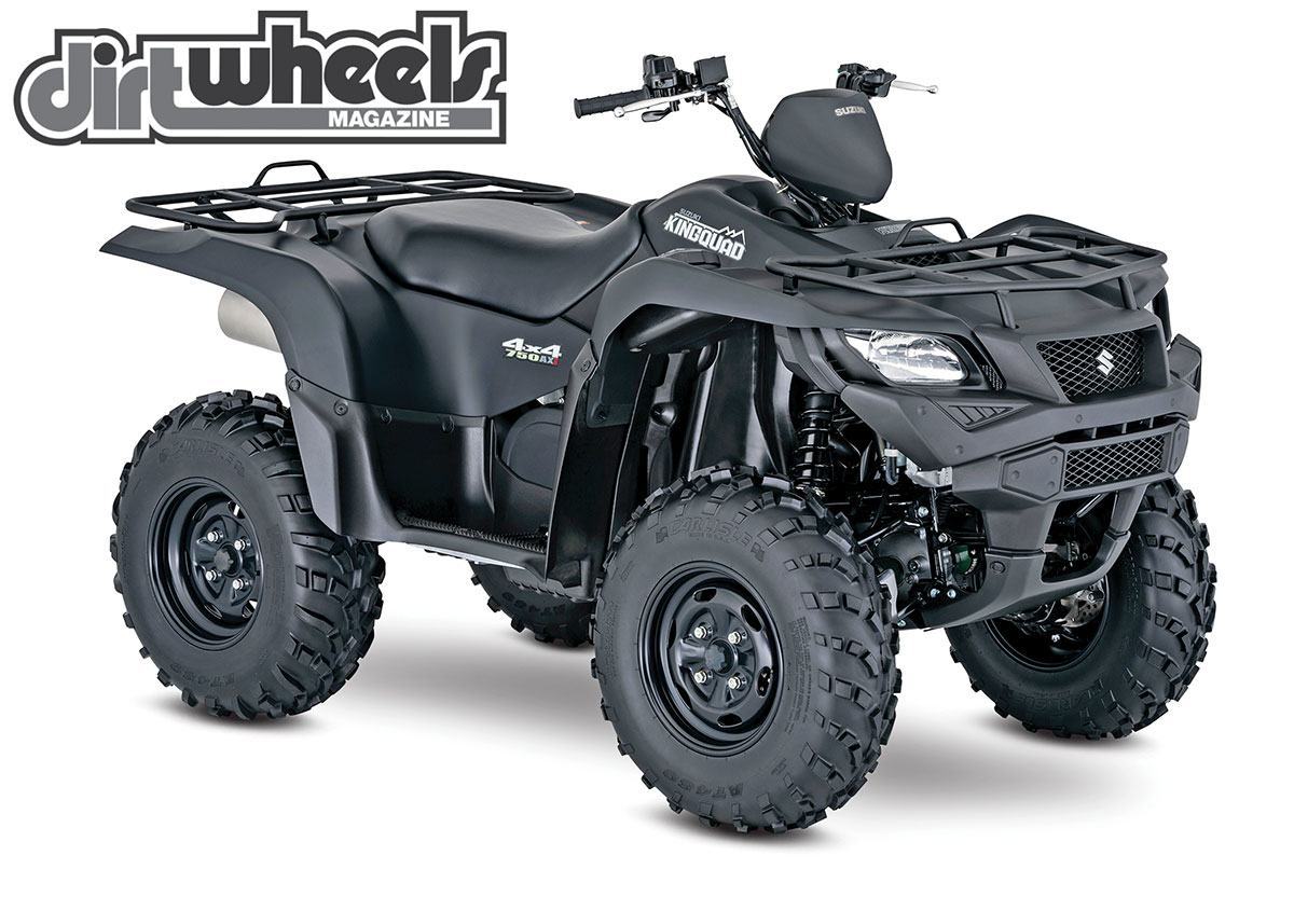 hight resolution of suzuki released a few of their utility quads in a special edition model that comes in