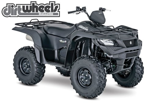small resolution of suzuki released a few of their utility quads in a special edition model that comes in