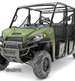 79 2017 ranger crew xp 1000 sage green 3q [ 1200 x 977 Pixel ]
