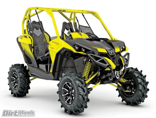 small resolution of 2018 can am lineup dirt wheels magazine diagram in addition can am mander roof in addition can am renegade 800