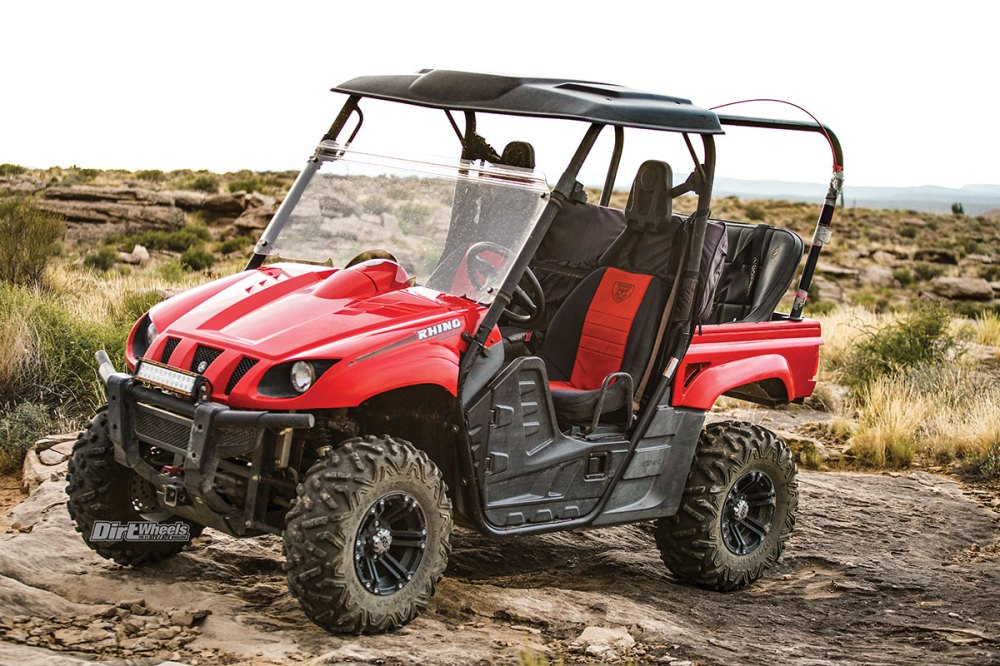 medium resolution of this 2008 yamaha rhino is in good shape but with so many of the rhinos sold we wanted to add some modern parts to make it better than ever