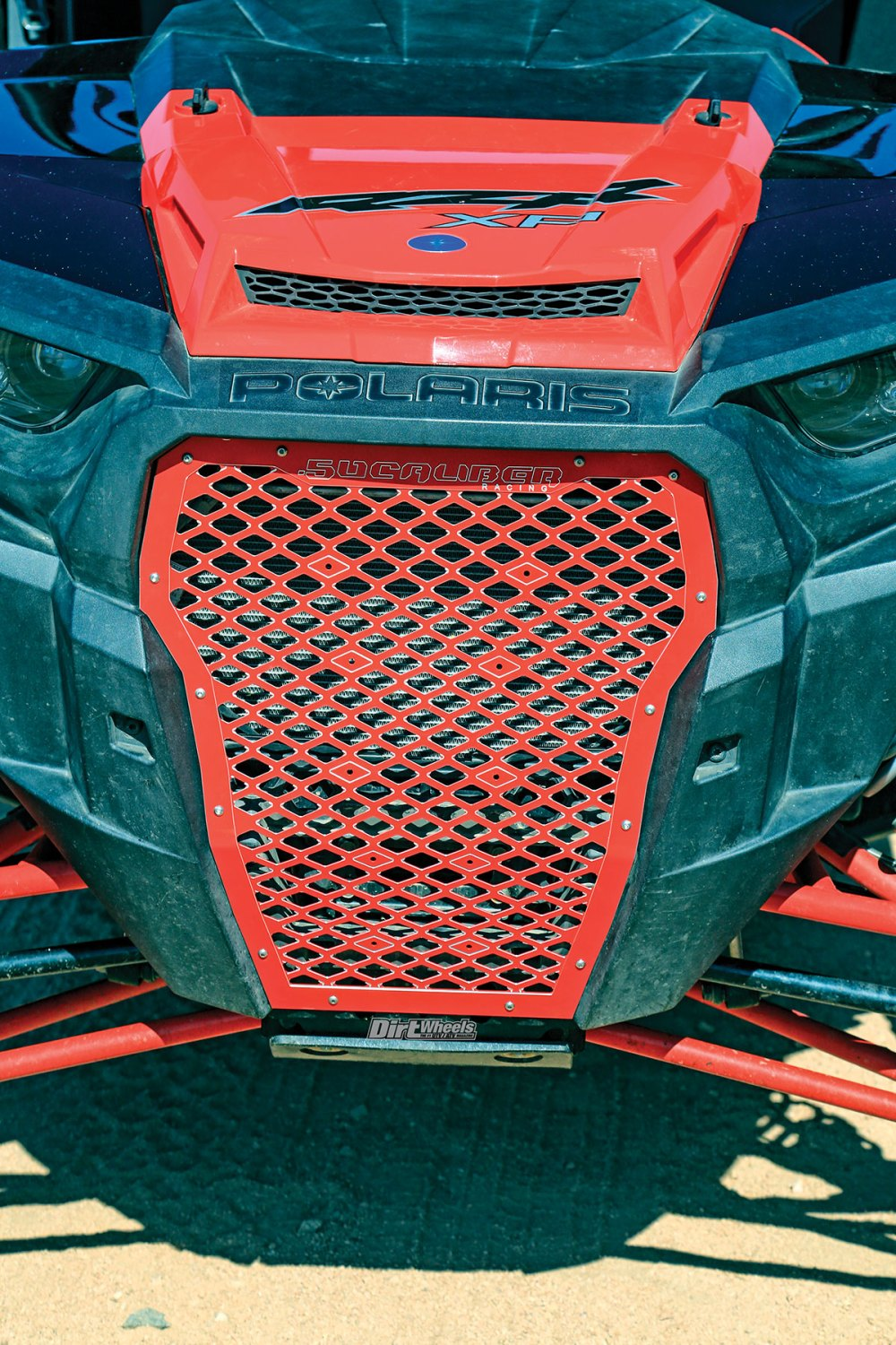 medium resolution of 50 caliber racing s billet grill insert for late model polaris rzr turbos adds a very unique look to the machine it is available in five colors