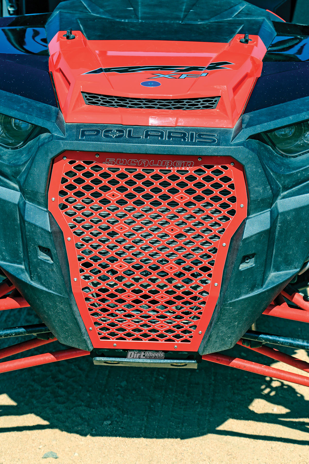 hight resolution of 50 caliber racing s billet grill insert for late model polaris rzr turbos adds a very unique look to the machine it is available in five colors
