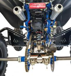 lonestar s sweet swingarm was ordered an inch longer than stock to aid handling the rear of this machine is all business and with 400cc of hot rod motor  [ 1200 x 801 Pixel ]