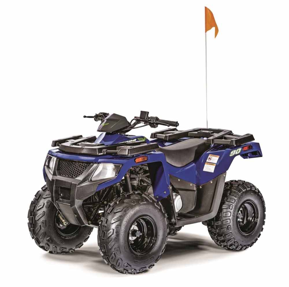 medium resolution of displacement 90cc transmission cvt w reverse final drive chain fuel capacity 1 5 gal wheelbase 38 4 length width height 58 4 34 5 37 2