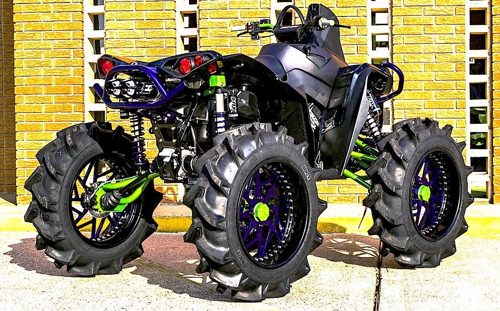 CUSTOM RENEGADE 1000 BUILD   Dirt Wheels Magazine