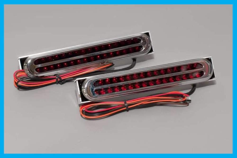 medium resolution of harley jaded oval integrated led tail lights john dirty bird led tail light wiring diagram