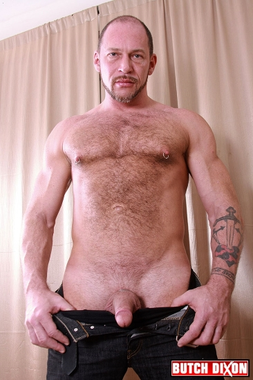 sexy naked older hairy guys