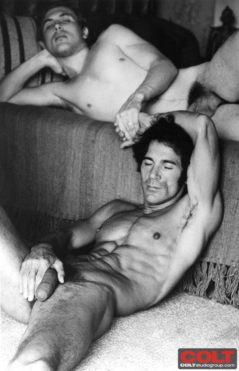 Bill Eld  Dick Trask  Gay Porn Star Pics  Colt Studios