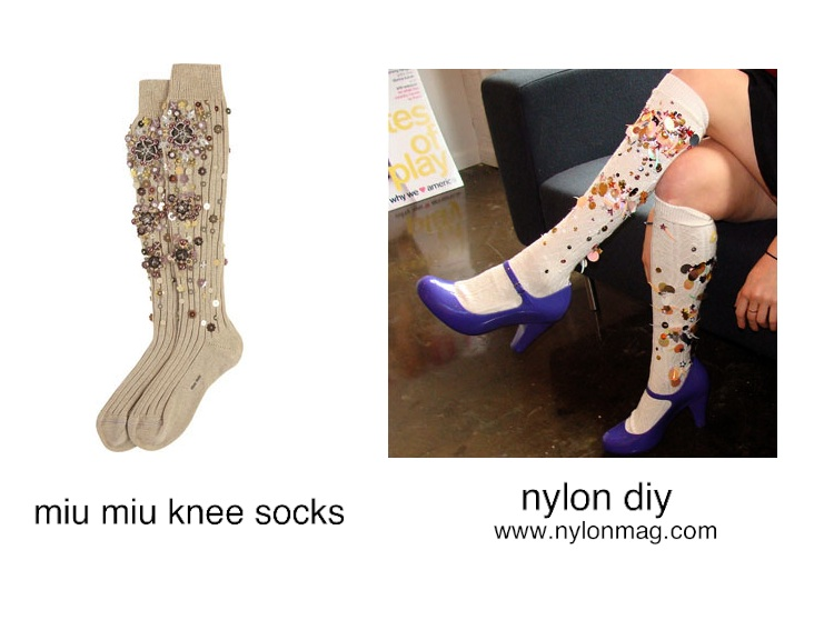 Who Needs Miu Miu When You Have DIY?