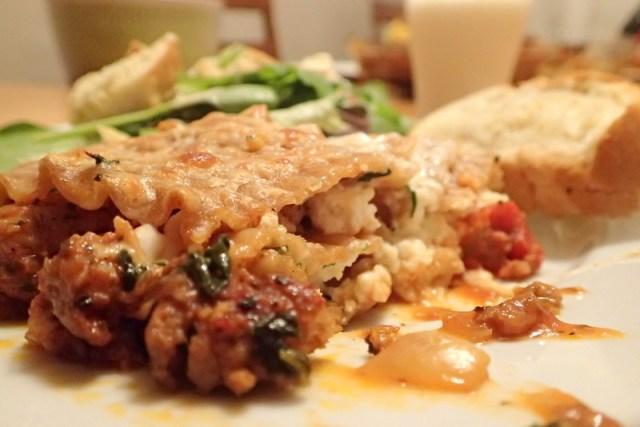 Lasagna ~ Dirty Dish Club