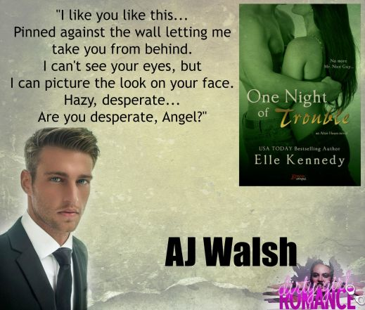 AJ Walsh