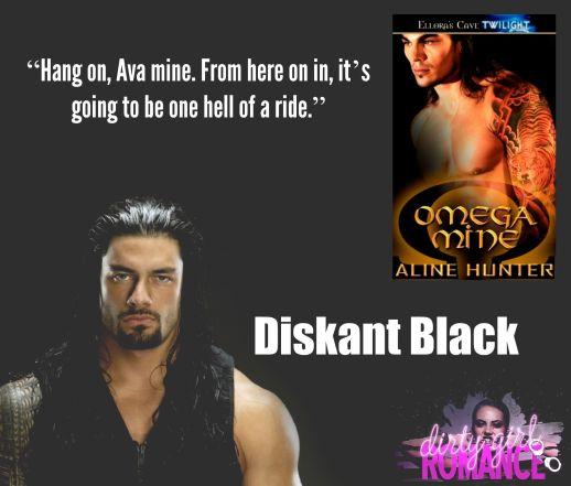 Diskant Black