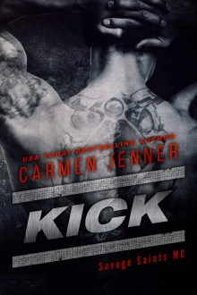 Kick Ebook Cover