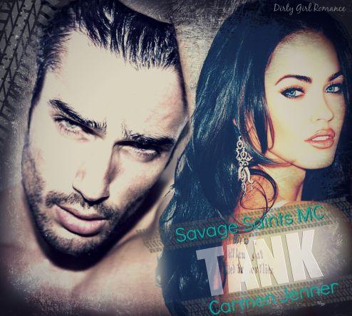 Tank- Dirty Girl Romance