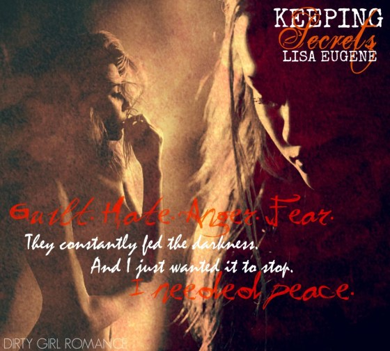Keeping Secrets-teaser DGR