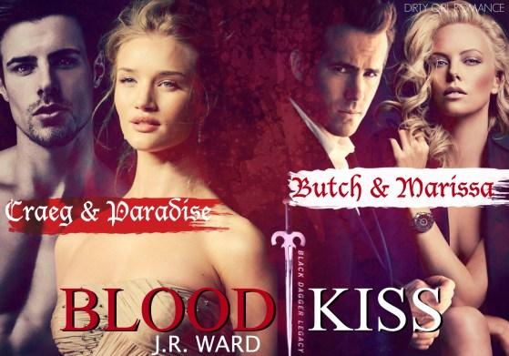 Blood Kiss-DGR