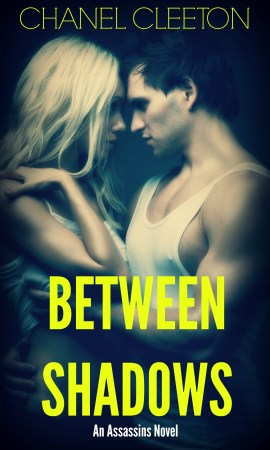 Between Shadows Cover