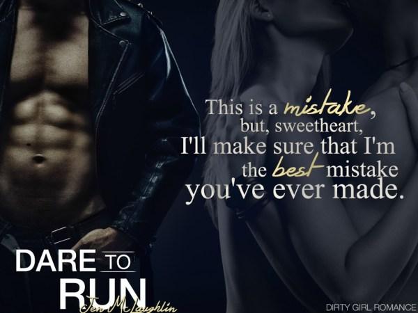 Dare To Run teaser-DGR