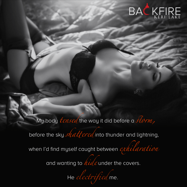 BACKFIRE TEASER - Storm Quote