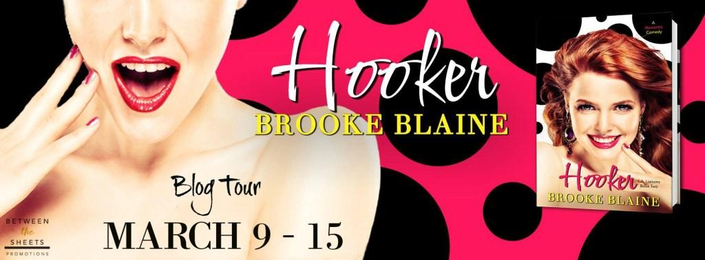 Hooker tour banner