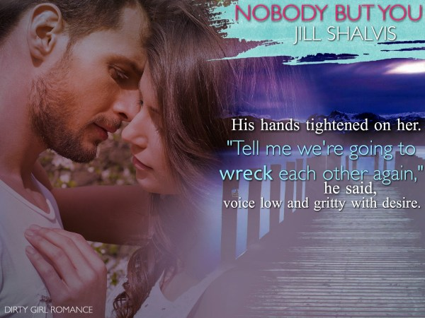 Nobody but you-DGR