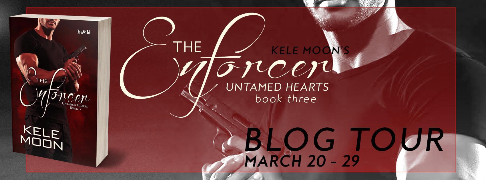 The Enforcer-Blog Tour Banner