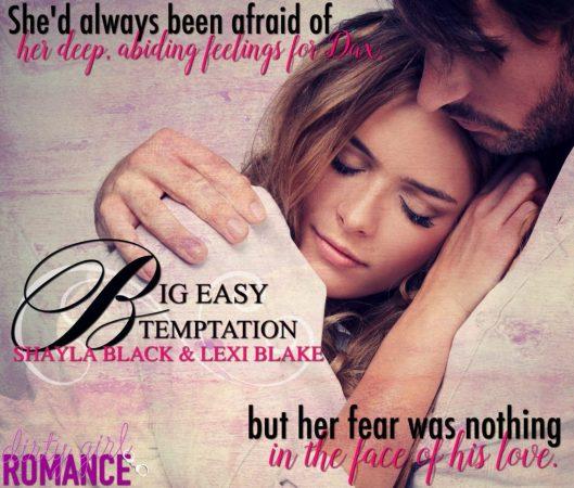 Big Easy Temptation-DGR
