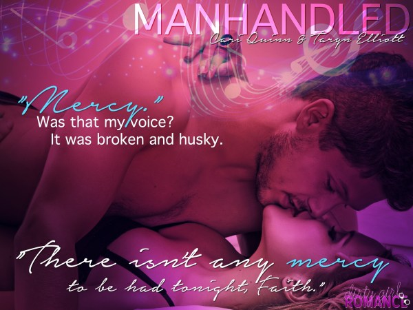 Manhandled-DGR