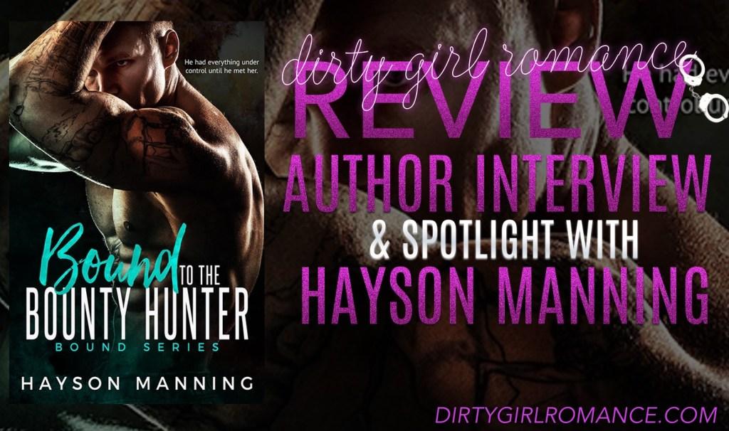Spotlight-Hayson Manning with DGR