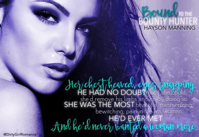 Bound To The Bounty Hunter-DGR teaser