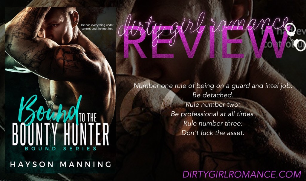 Review-Bound To The Bounty Hunter