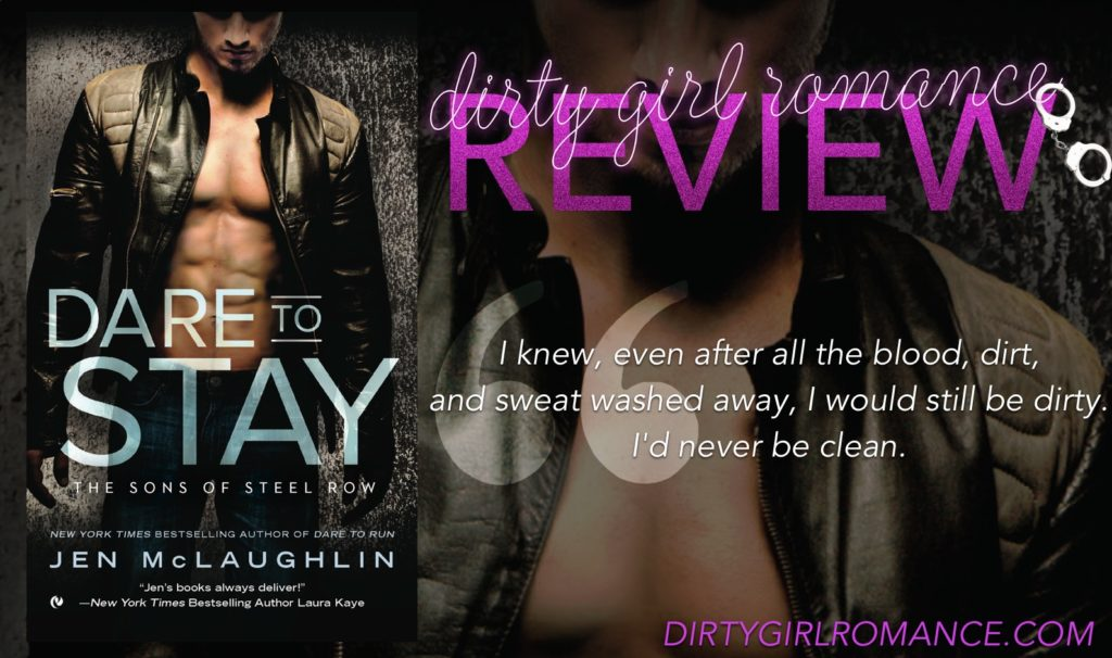 Review-Dare to Stay