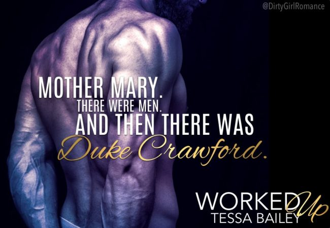Worked Up-Teaser DGR