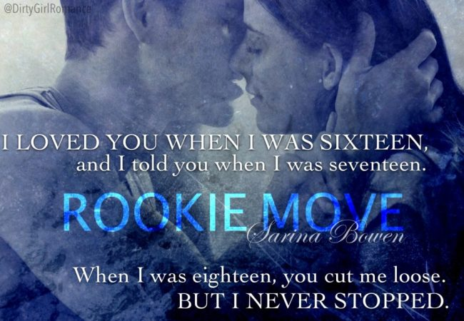 Rookie Move-DGR Teaser