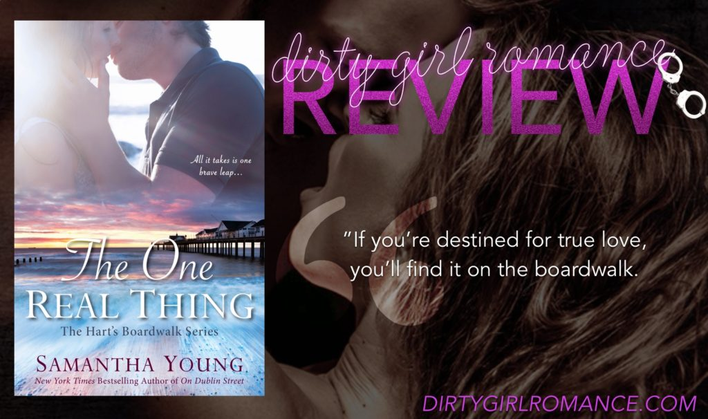 the-one-real-thing-review