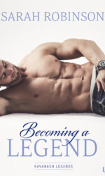 Becoming a Legend (Kavanagh Legends #3)