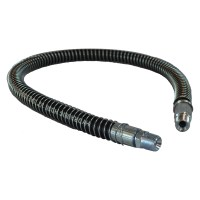 Hydraulic Hoses 41  connects to pump  #100137 | Dirty ...