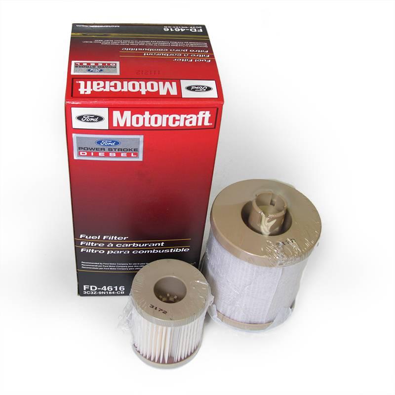 Motorcraft Fd Ford 6 0l Powerstrokesel Fuel Filter