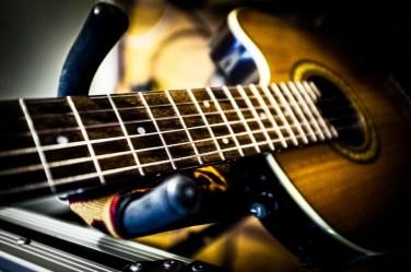 washburn guitar at rest