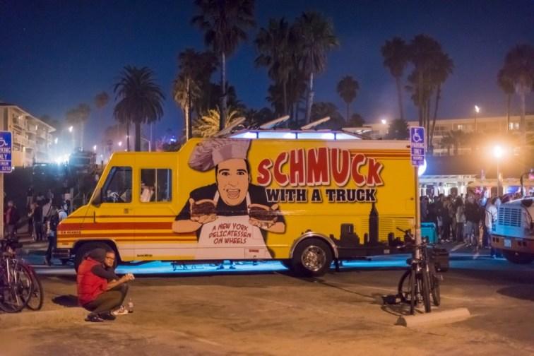 the schmuck truck