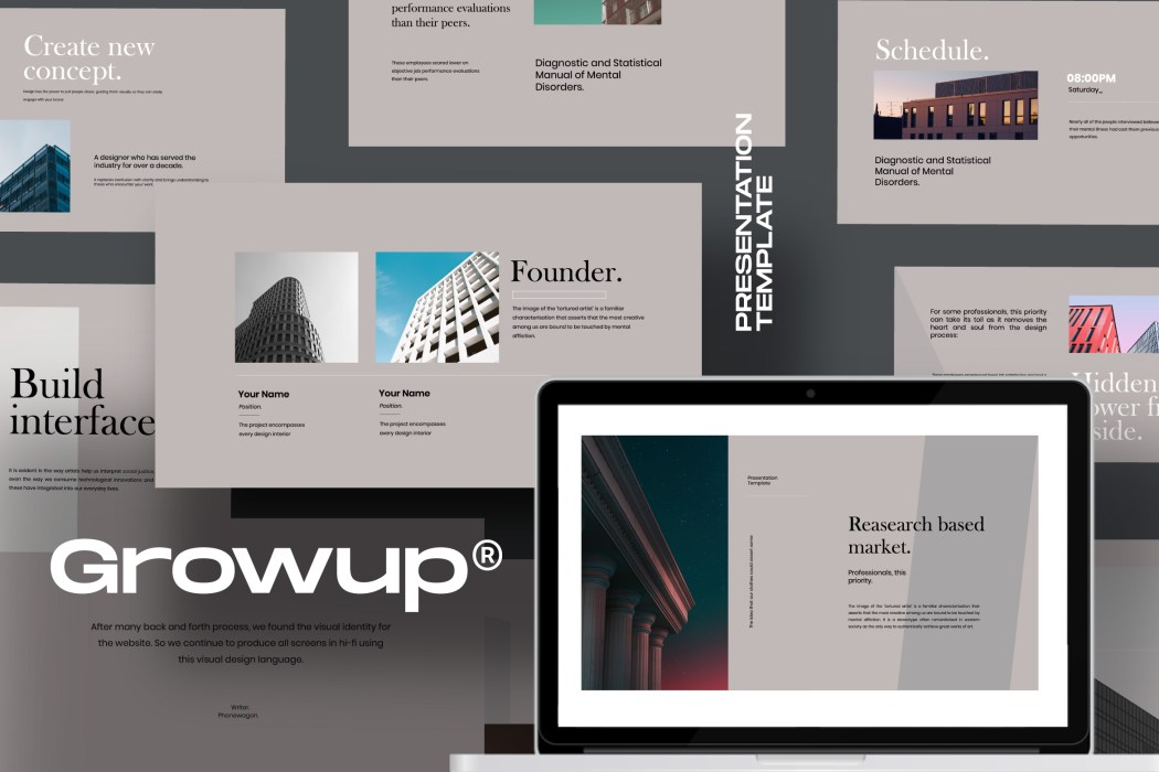 GROWUP //  PRESENTATION