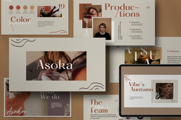 ASOKA //  PRESENTATION