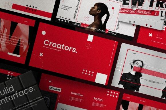 CREATOR //  PRESENTATION