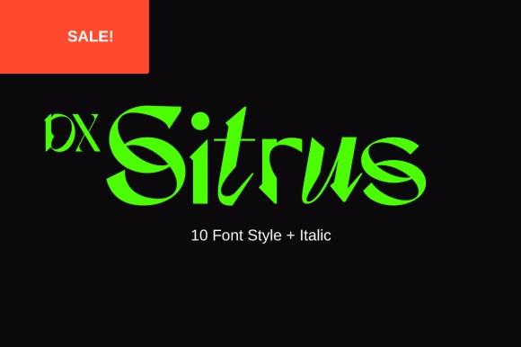 Dx Sitrus