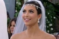 Wedding Hair Styles - Kim Kardashian's Wedding Hair | Hair ...