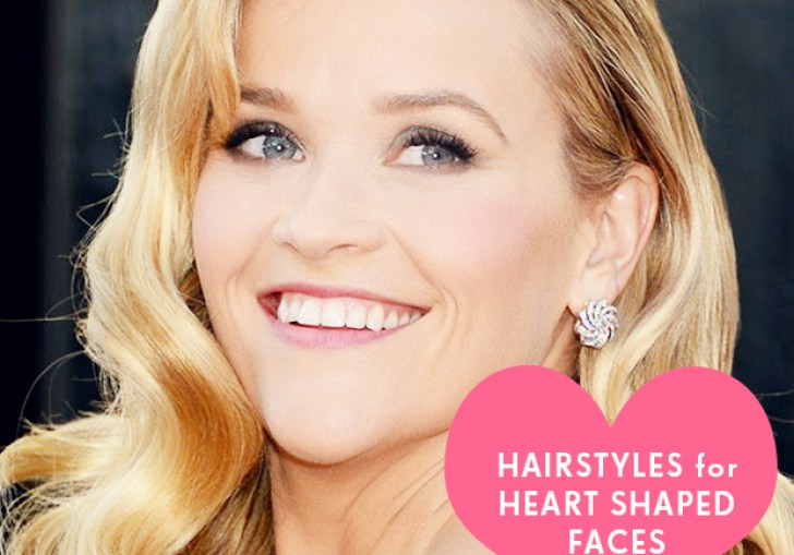 Best Haircut For Heart Shaped Face