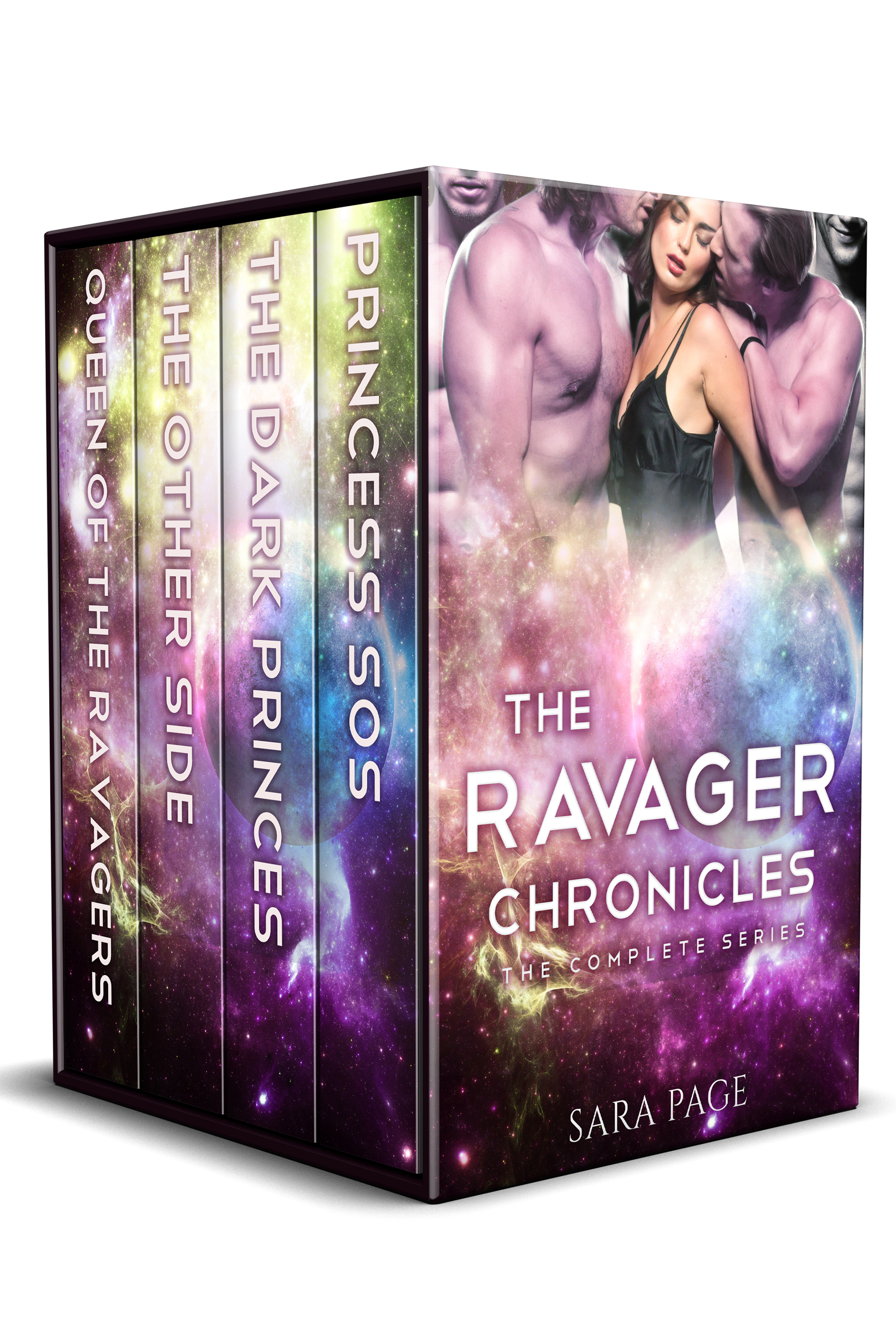 The Ravager Chronicles by Sara Page